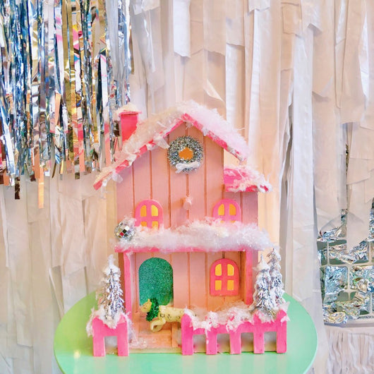 HOLIDAY HOUSE WORKSHOP - Dec 11th