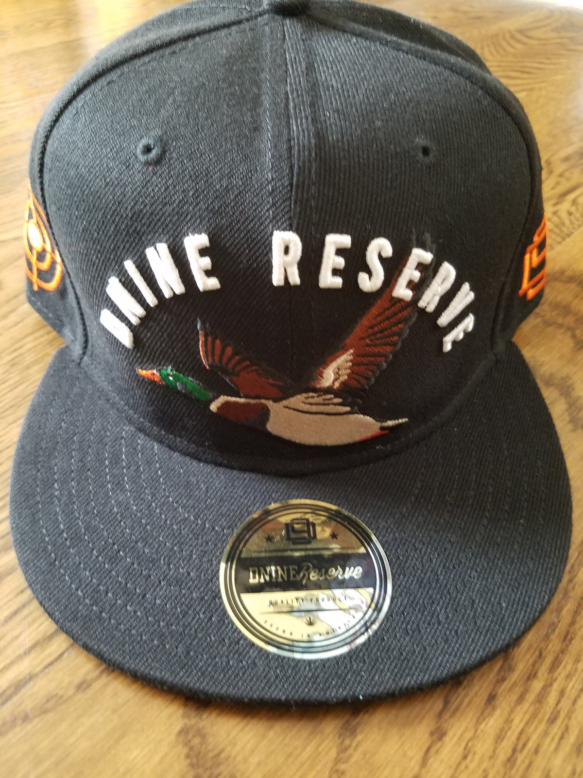 FLYING HIGH SNAPBACK BLACK - cosign1975