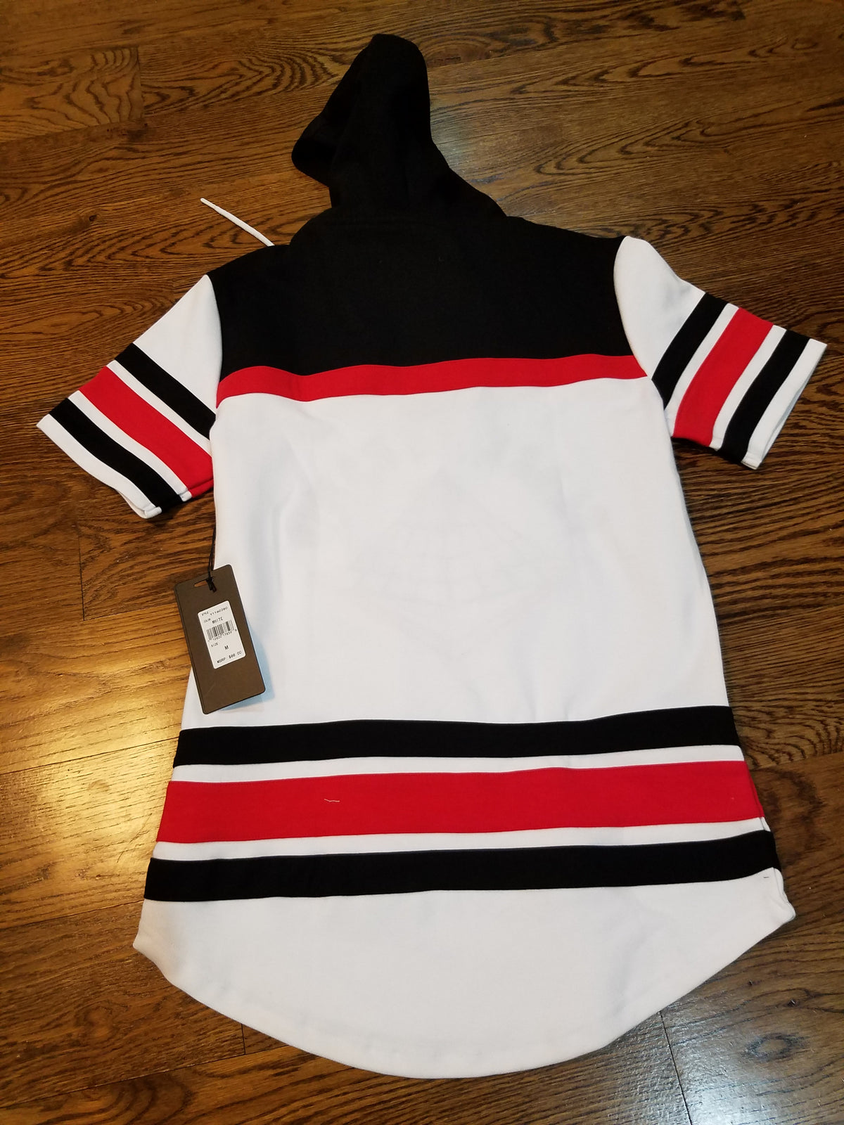 SS HOCKEY JERSEY Y1160280 WHITE - cosign1975