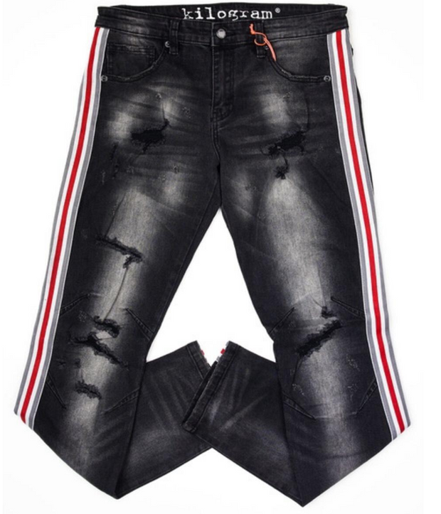 EPTM - BLK WASH(GREY, WHITE,RED) (KG2933S)