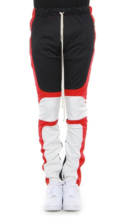 EPTM - MOTOCROSS PANTS (EP8469) - RED/BLACK/WHITE