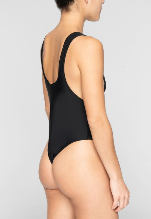DOPE - Jasmine One Piece Bodysuit (W2017-B413) - BLACK