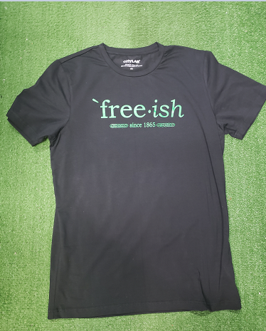 FREE-ISH - COSIGN EDITION - BLACK/GREEN