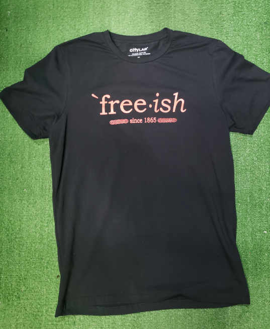 FREE-ISH - COSIGN EDITION - BLACK/RED