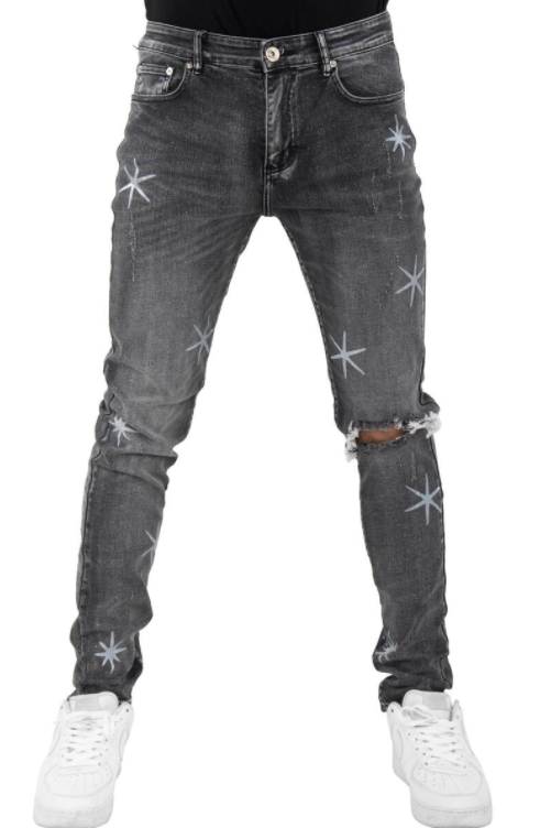 EPTM - GALAXY DENIM (EP9756) - BLACK