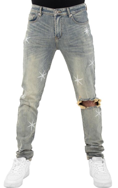 EPTM - GALAXY DENIM (EP9757) - LIGHT BLUE - DENIM