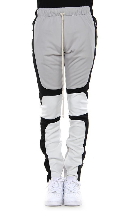 EPTM - MOTOCROSS PANTS (EP8467) - GREY/WHITE/BLACK
