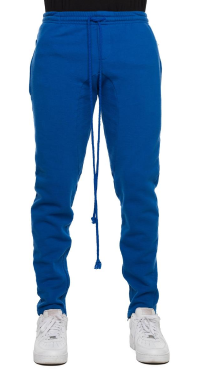 EPTM - GUSSET FLEECE PANTS (EP9133) - BLUE