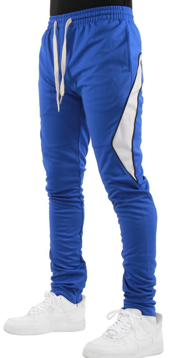 EPTM - HALF PIPING TRACK PANTS (EP9609) - BLUE