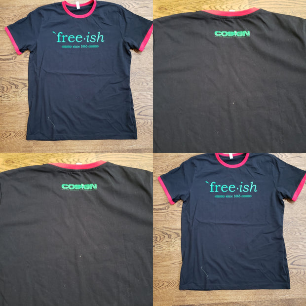 Free - cosign edition blk red green