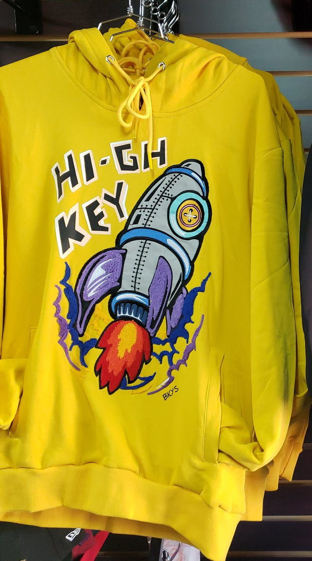 BKYS - HIGH KEY HOOD YELLOW
