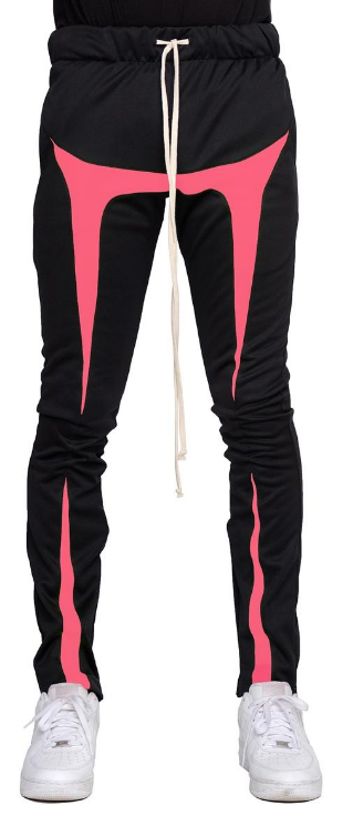 EPTM - JOKER PANTS (EP9090) - BLACK/N.PINK