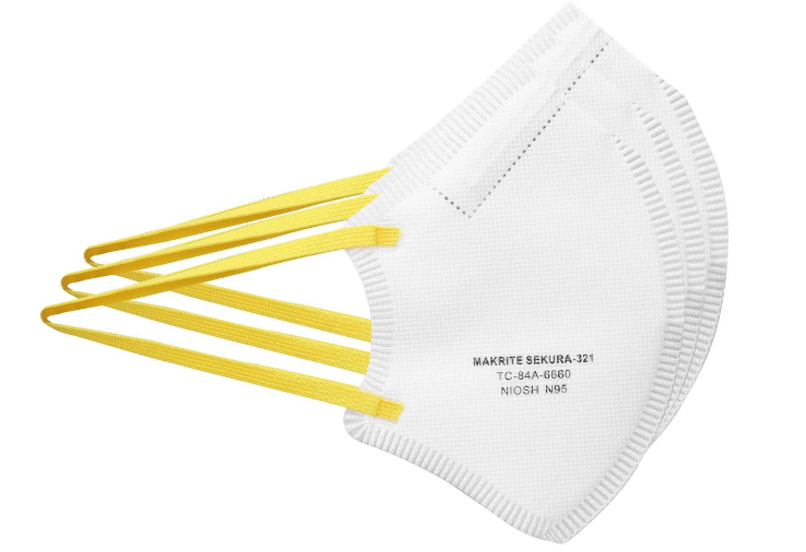 HUDSON - NIOSH N95 FACE MASK (N97950005-PP)