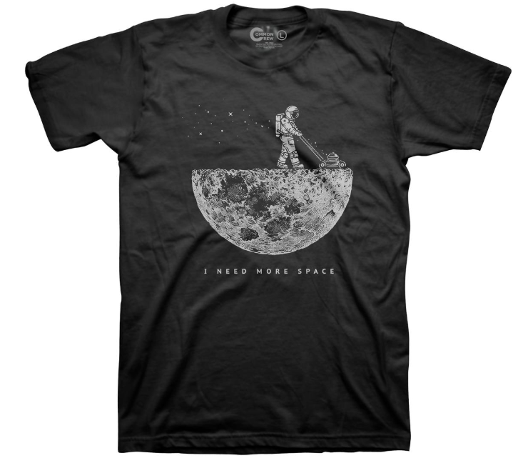 FLY SUPPLY - Moon Walk (CC-MoonWalk) - BLACK