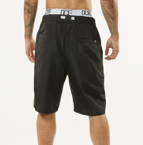 DOPE - Weekend Nylon Short (D19SS-P077) -BLACK