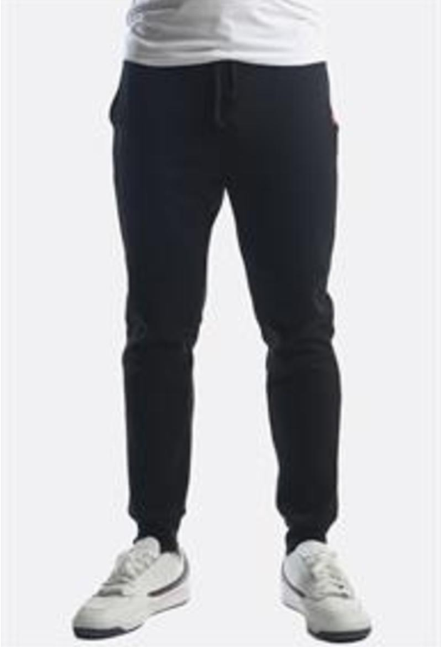 City Lab - JOGGER Pants, Performance Fleece (IF014JP) - Black - cosign1975