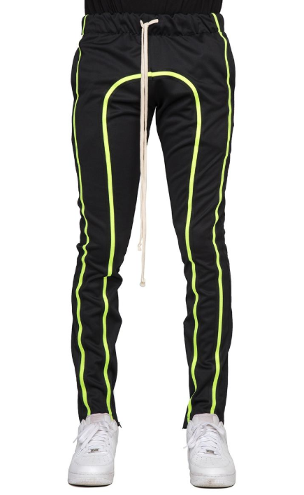 EPTM - TRIPLE TAPE TRACK PANTS (EP8975) - VOLT