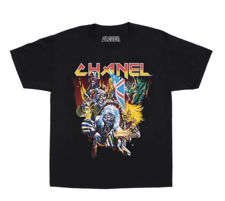 BLEACH - Whole Gang Tee (Black) (C23-GANG-TEE-BLK)