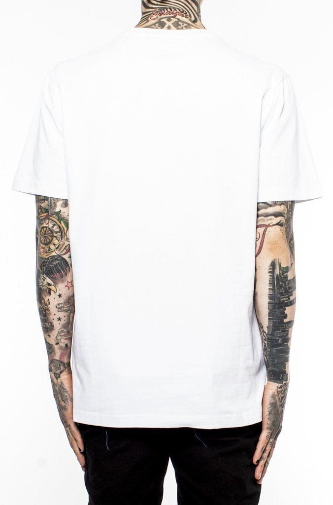 MAGIC PYRAMID TEE WHITE Y1160650-WHT - cosign1975