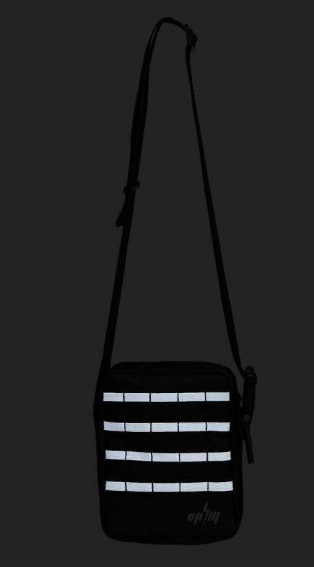 EPTM - TACTICAL SHOULDER BAG (EP9158) - BLACK - cosign1975
