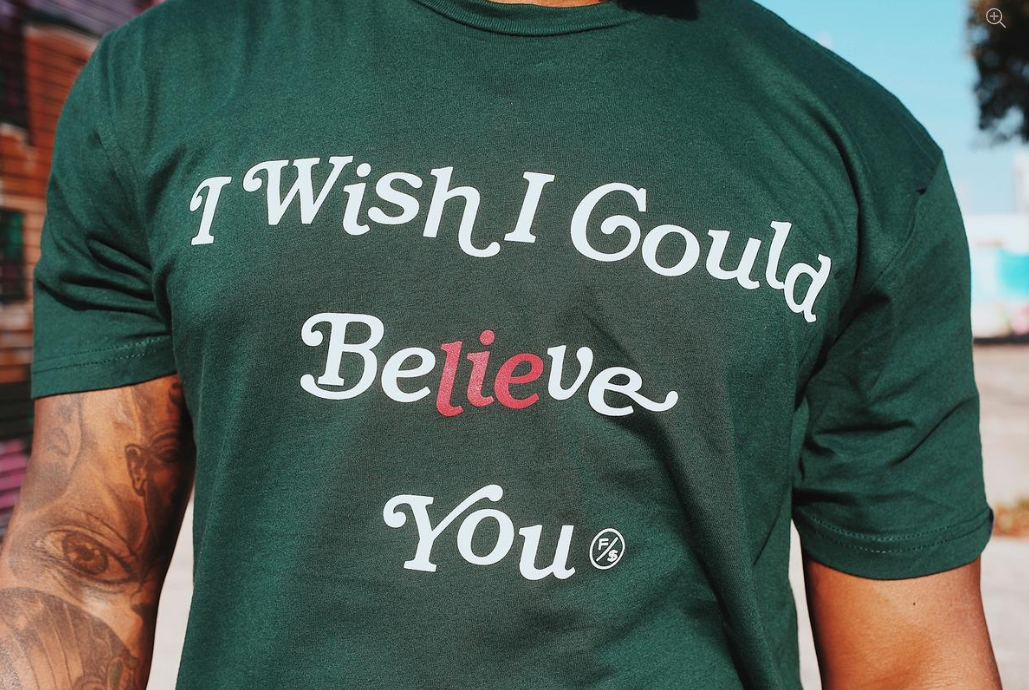 FLY SUPPLY - Believe You (FSC-BelieveYou-Forest) - GREEN