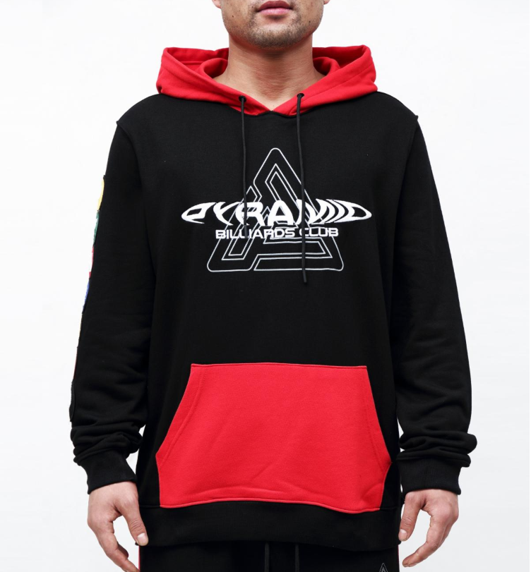 Billiard Club Hoodie (Y5161548) - Black - cosign1975