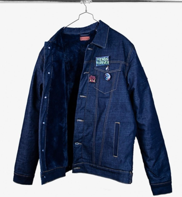 IRO - OCHI - MITAKA DENIM JACKET (37213-RAW)