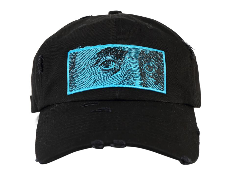 Blue Face  Hat (H1052803KIT) - black - cosign1975