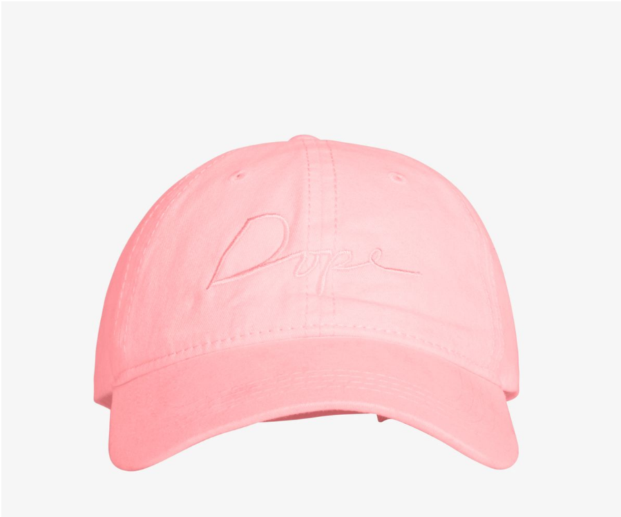 DOPE DAD HAT D2016-H205-PINK - cosign1975