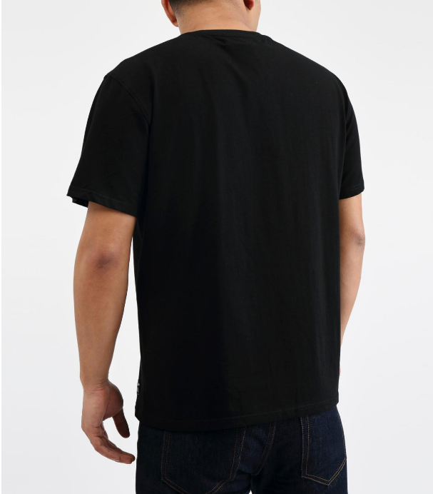 HUDSON - Fire Shirt (H1052658) black - cosign1975