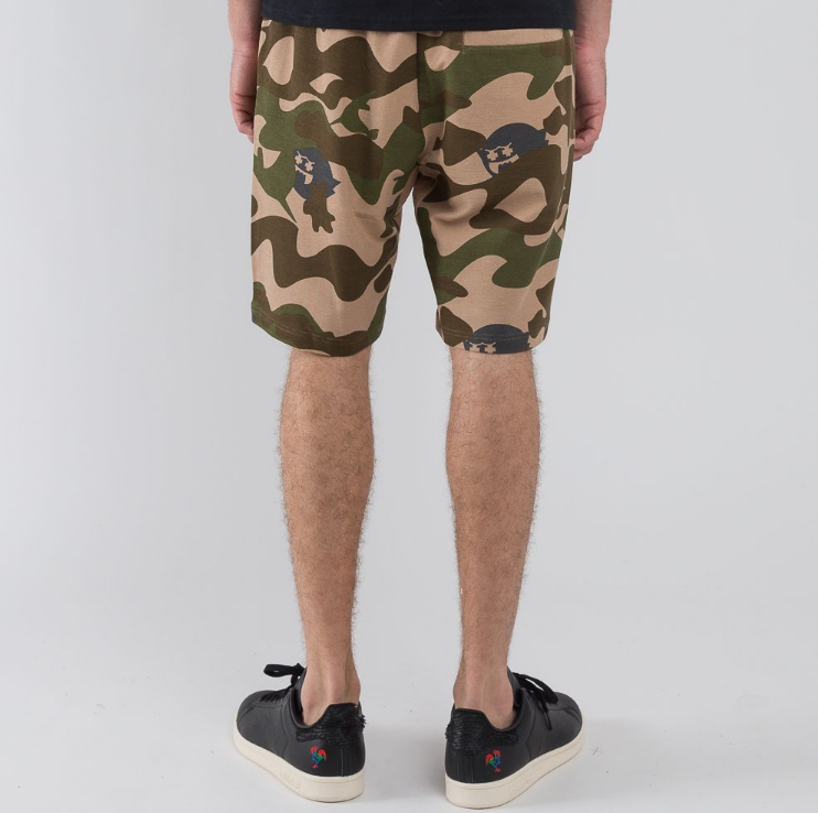GHOST CAMO SHORT (AF11701GCOL) - cosign1975