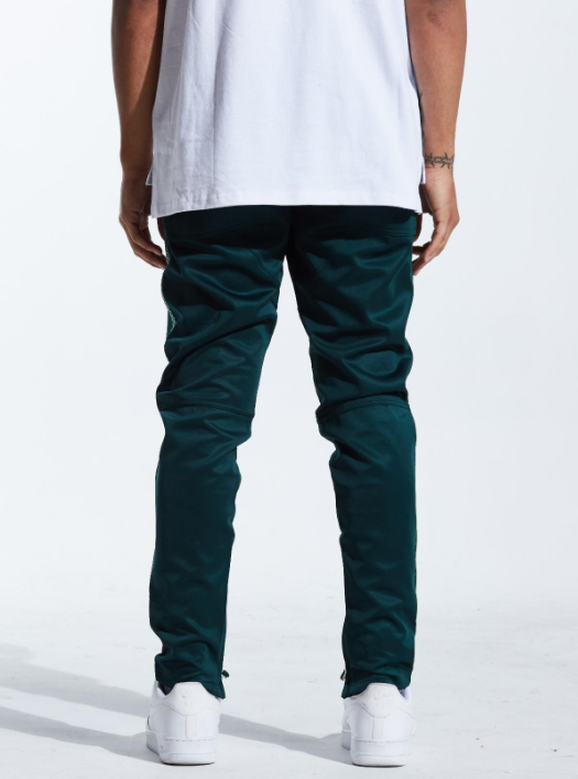 Karte Forest Green Track Pants Stark (KRTRFA18-44) - cosign1975