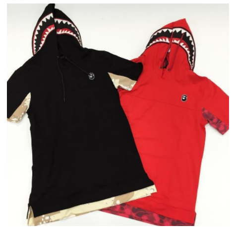 Hudson - Monster Mouth SS Hoodie (H1050883) - cosign1975