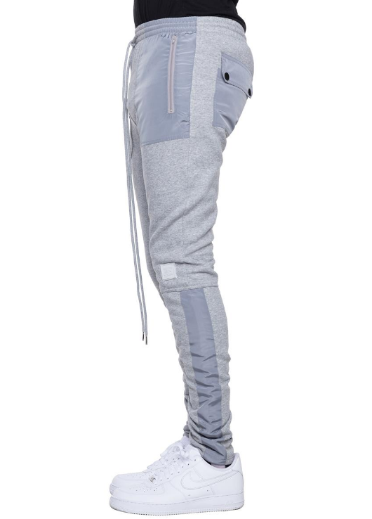 EPTM - HYBRID FLEECE PANTS (EP9294) - GREY
