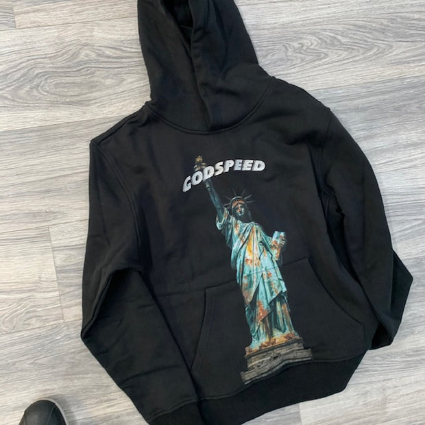 GODSPEED - BLACK LIBERTY HOOD