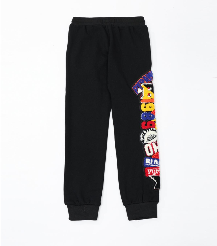 KIDS College Mash Joggers (YKN810013) - cosign1975