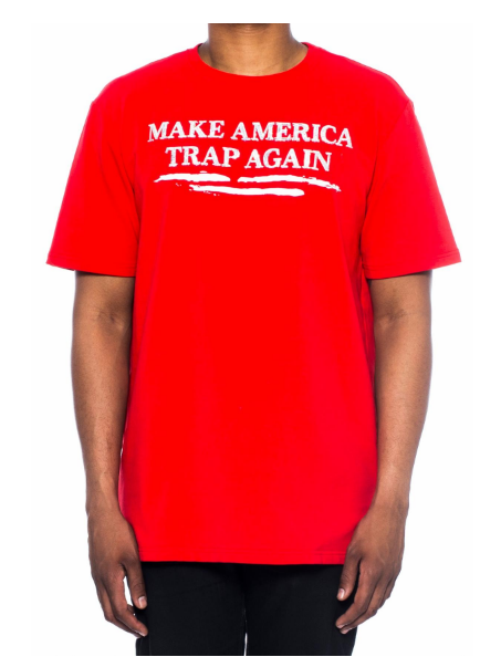 Hudson - Trap Again T-Shirt (H1051509) - cosign1975