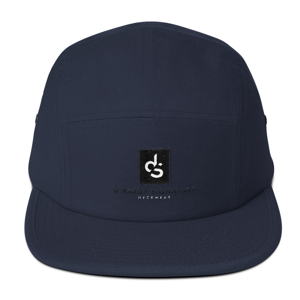 DHARDY Signature Neckwear snapbacks Five Panel Cap - cosign1975