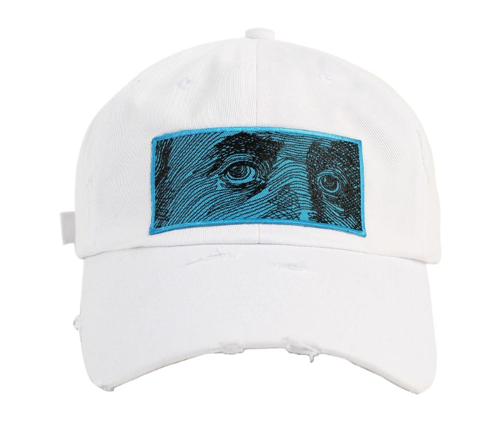 Hudson - Blue Face Shirt & Hat (H1052803KIT) - white - cosign1975