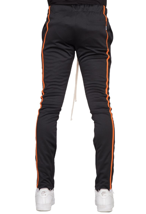EPTM - TRIPLE TAPE TRACK PANTS (EP9062) - BLACK