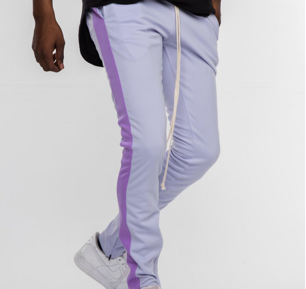 EPTM - TRACK PANTS (EP9120) - PASTEL PURPLE