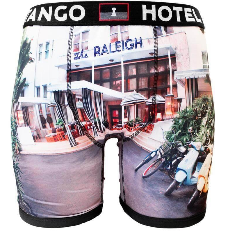 RALEIGH X TANGO HOTEL COLLAB BOXER BRIEF (TH53062BB) - cosign1975