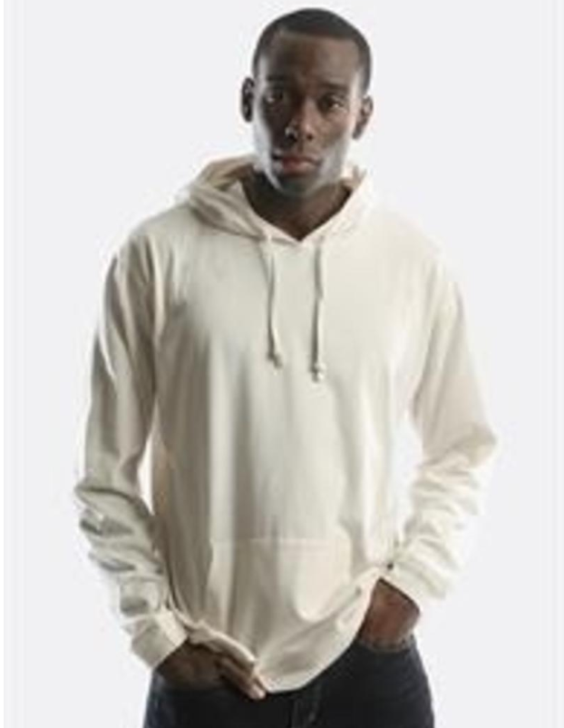 City Lab - JERSEY Hoodie (JH014) - White - cosign1975