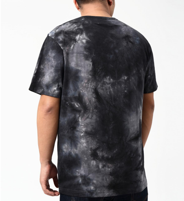Black Pyramid - Tie Dye Circus Shirt (Y1161953) Black - cosign1975