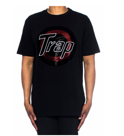Hudson - Trap T-Shirt (H1051522) Blk - cosign1975