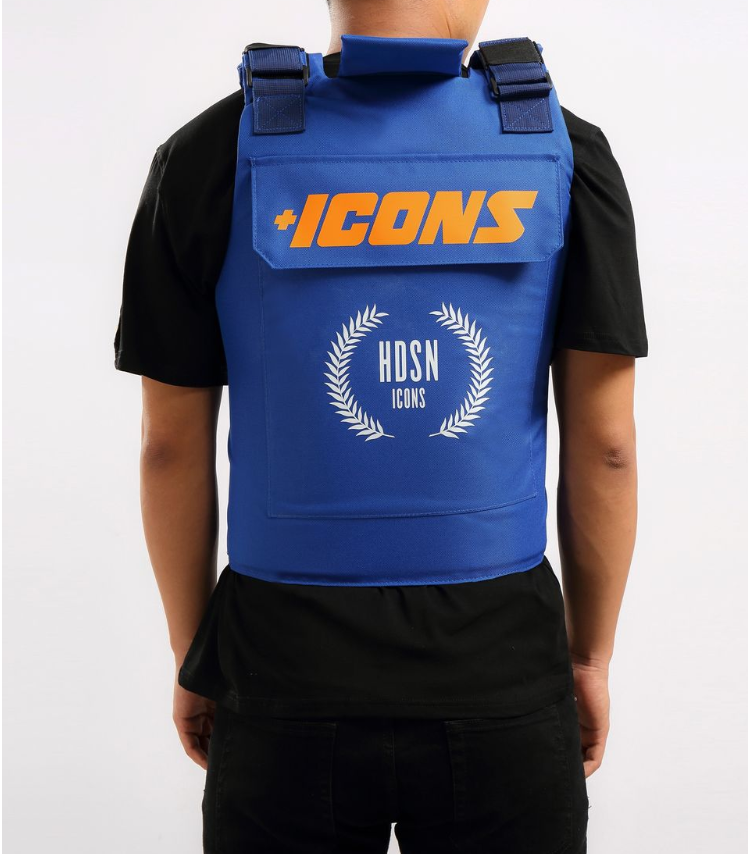 Hudson - Icons Vest (H6052768) - Blue - cosign1975