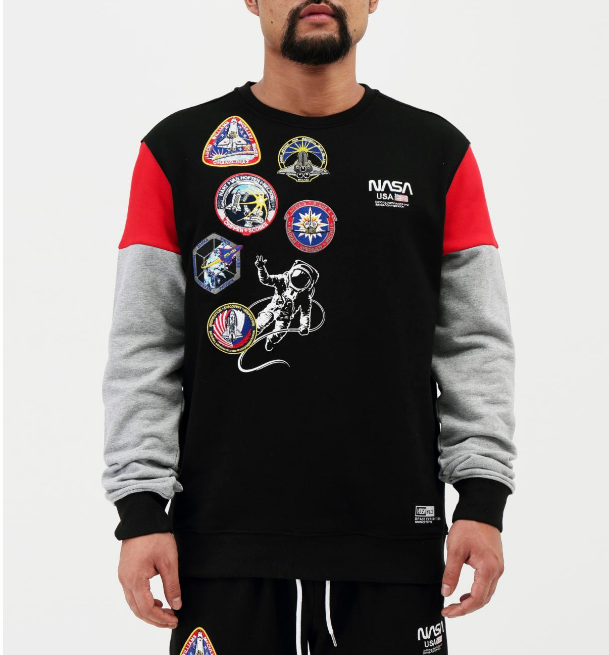The Worm Safety Team Sweatshirt Crew (H5052391) - cosign1975