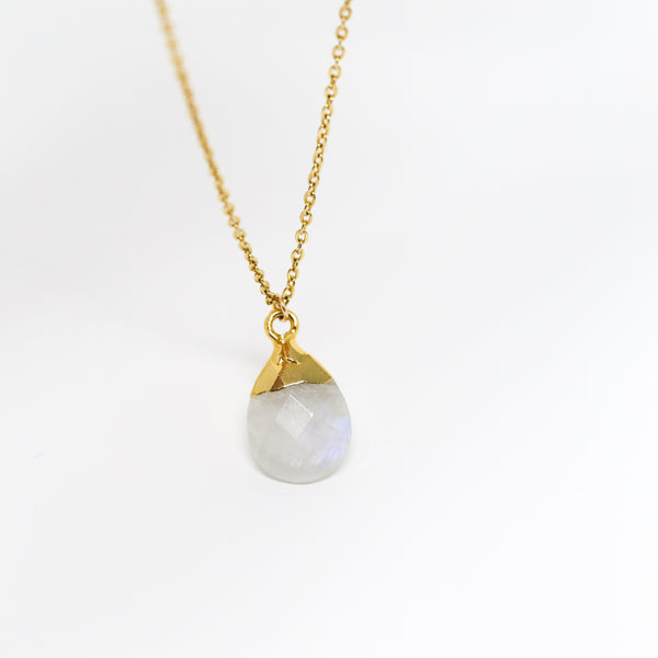 Moon Rock Necklace