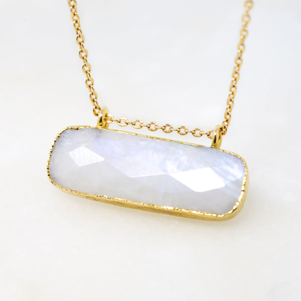 Slice of the Moon Necklace