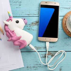Emoji Unicorn PowerBank Charger